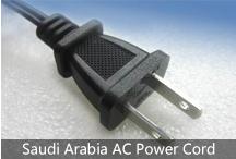 Saudi Arabia AC Power Cord